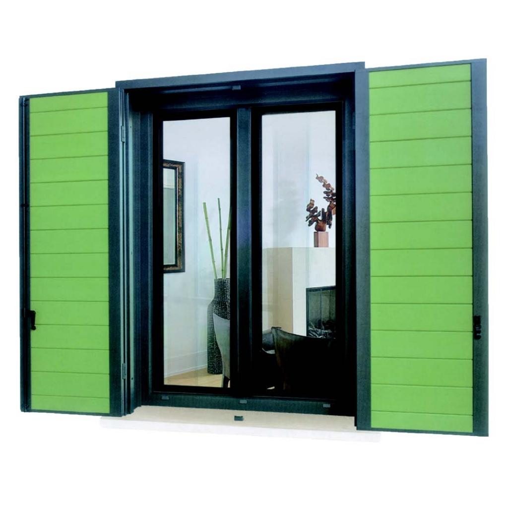 Serramenti in alluminio e pvc persiane e pensiline vendita e installazione a milano tecno - Verniciatura finestre prezzi ...